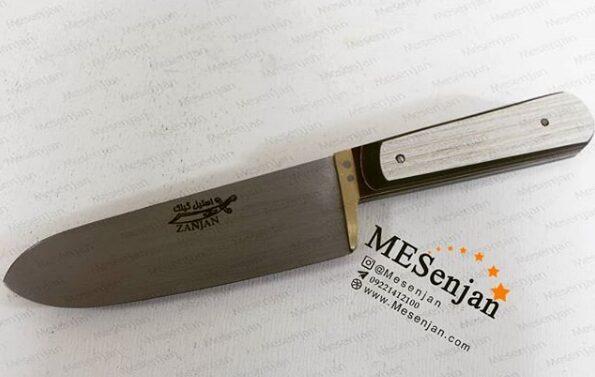 چاقوی سلاخی فولاد